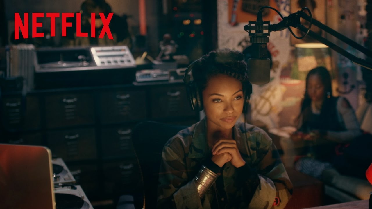 Netflix'in Yeni Dizisi: Dear White People