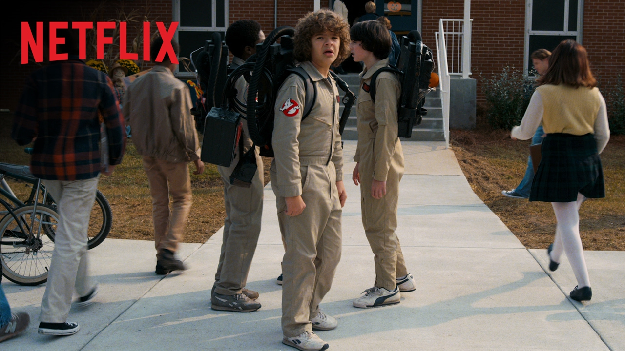 Stranger Things 2. Sezon Fragmanı