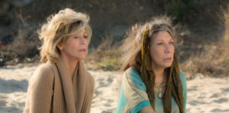 Grace and Frankie 1. Sezon