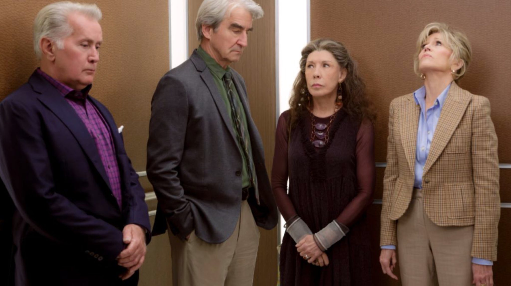 Grace and Frankie 1. Sezon Robert Sol