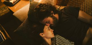 A Ghost Story Rooney Mara Casey Affleck David Lowery