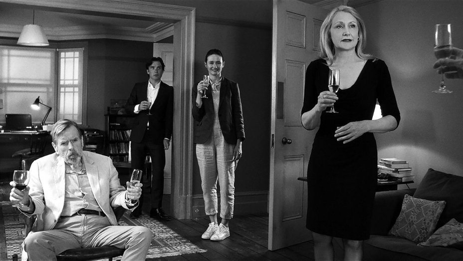 The Party 2017 Patricia Clarkson Timothy Spall