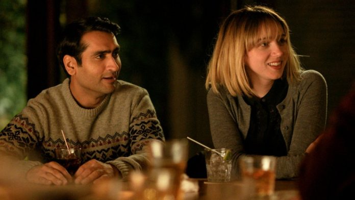 The Big Sick Zoe Kazan Kumail Nanjiani