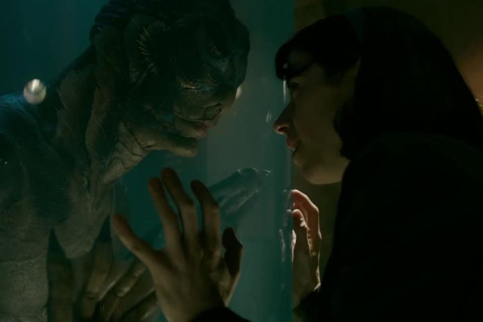 The Shape of Water Sally Hawkins Suyun Sesi