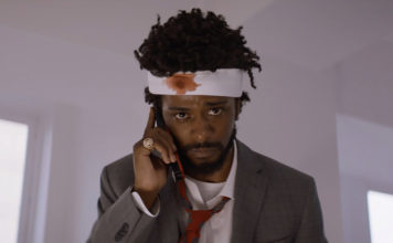 Lakeith Stanfield Cassius Green Sorry to Bother You